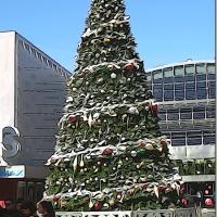 HEAVY METAL CHRISTMAS WITH HARD ROCK SANTA CLAUS AT UNIVERSAL 2012