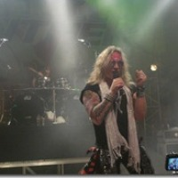 STEEL PANTHER House of Blues Sunset with Ron Jeremy on harmonica and Joey Fatone of N'Sync on vocals 1/28/2013