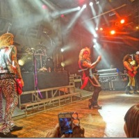 STEEL PANTHER House of Blues Sunset Strip Los Angeles 3/18/2013 HEAVY METAL IS BACK part 5