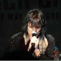 TOM KEIFER of Cinderella Kicked off his Tour at the Canyon Club 5/2/2013