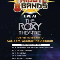 THE IRON MAIDENS TO PERFORM LIVE CONCERT ON AXS TV'S WORLD'S GREATEST TRIBUTE BANDS