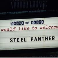 STEEL PANTHER - #AYCE
