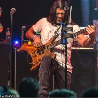 ROBERT TRUJILLO THE OX AND THE LOON HOUSE OF BLUES SUNSET 4/24/2014