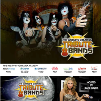 """MR. SPEED"" KISS TRIBUTE AXS TV THE WORLD'S GREATEST TRIBUTE BANDS 4/21/0214"