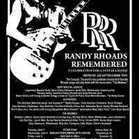 RANDY RHOADS REMEMBERED EAST COAST MINI-TOUR 2014