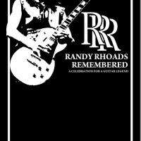 Randy Rhoads Remembered June 7, The Stafford Palace Theater – Stafford Springs, Connecticut