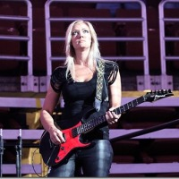 NITA STRAUSS INTERVIEW – Nita Strauss Opens up About Becoming part of Alice Cooper's band by JOE DOLAN