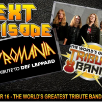 "AXS TV'S THE WORLD'S GREATEST TRIBUTE BANDS – DEF LEPPARD TRIBUTE ""PYROMANIA"" LIVE FROM THE WHISKY-A-GO-GO SEPTEMBER 16 – FREE TICKETS AND SHOW INFORMATION"