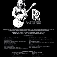 Randy Rhoads Remembered UPDATED SHOW INFORMATION JANUARY 2015 THE OBSERVATORY SANTA ANA