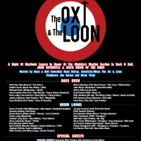 UPDATES FOR THE OX AND THE LOON JANUARY 24, 2015 in SANTA ANA
