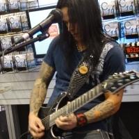 BILL HUDSON Cleartone Strings Guitar Demo NAMM 1/23/2015