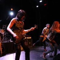 RUDY SARZO of GUNZO interviewed by Paul Donahue Jr. May, 2015