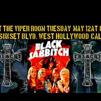 GLOBAL BLACK SABBATH CONVENTION MEET UP AND TRIBUTE PERFORMANCE TO TAKE PLACE AT VIPER ROOM ON MAY 12, 2015