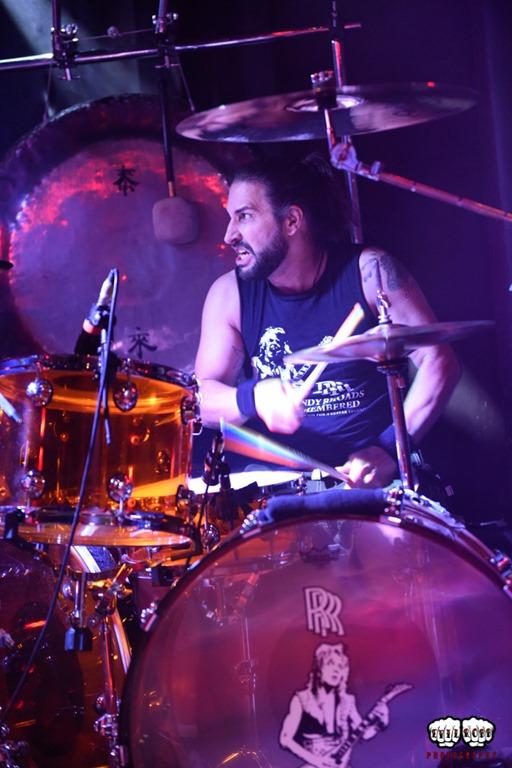 Brian Tichy drum 4