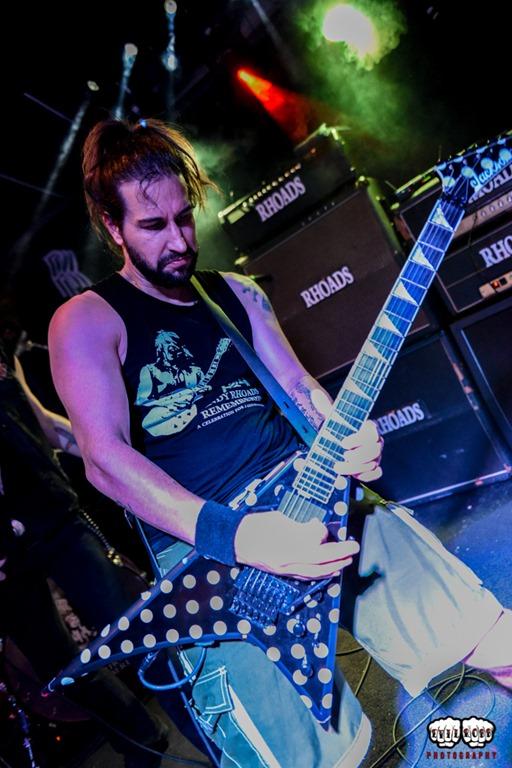 Brian Tichy Guitar 3