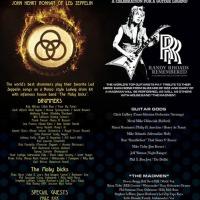 BONZO BASH AND RANDY RHOADS REMEMBERED THE STONE PONY ASBURY PARK, NJ 5/31/2015