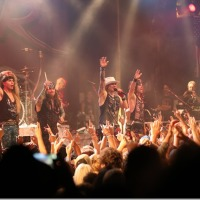 Steel Panther's Farewell Show to the House Of Blues Sunset Strip 6/25/2015