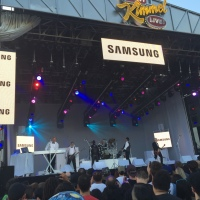 Faith No More Jimmy Kimmel Live 9/3/2015