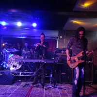 EXTREME (NUNO BETTENCOURT, GARY CHERONE, PAT BADGER, KEVIN FIGUEIREDO) with FERLAZZO at LUCKY STRIKE LIVE ULTIMATE JAM NIGHT 39 10/21/2015