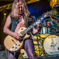 DOUG ALDRICH at RANDY RHOADS REMEMBERED at M3 NAMM ANAHEIM 1/23/2016