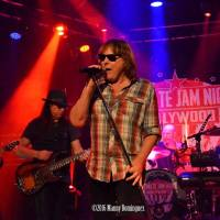 DON DOKKEN Performs With Ultimate Jam Night House Band at the Whisky