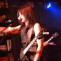 RUDY SARZO Performed a Full Set with Special Guests at SOUNDCHECK LIVE 18 LUCKY STRIKE 7/20/2016