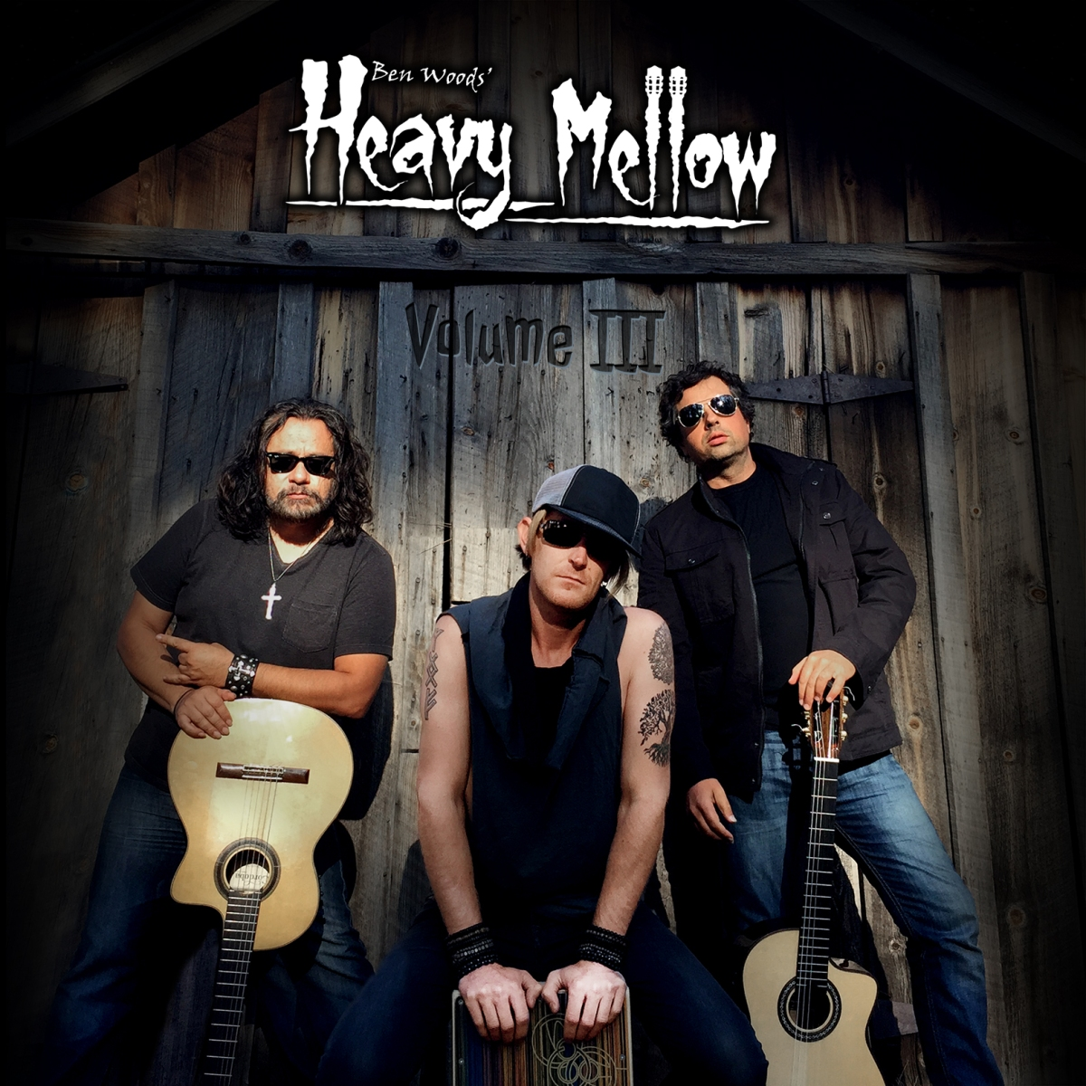 Heavy Mellow Vol. 3 Rock and Metal Classics on Flamenco Guitars with Tributes To Motorhead, Bowie, Dio and more