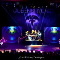 Queensryche at Riverside Municipal Auditorium 11/17/2016