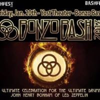BONZO BASH Lineup Announced for Friday January 20, 2017 Yost Theater