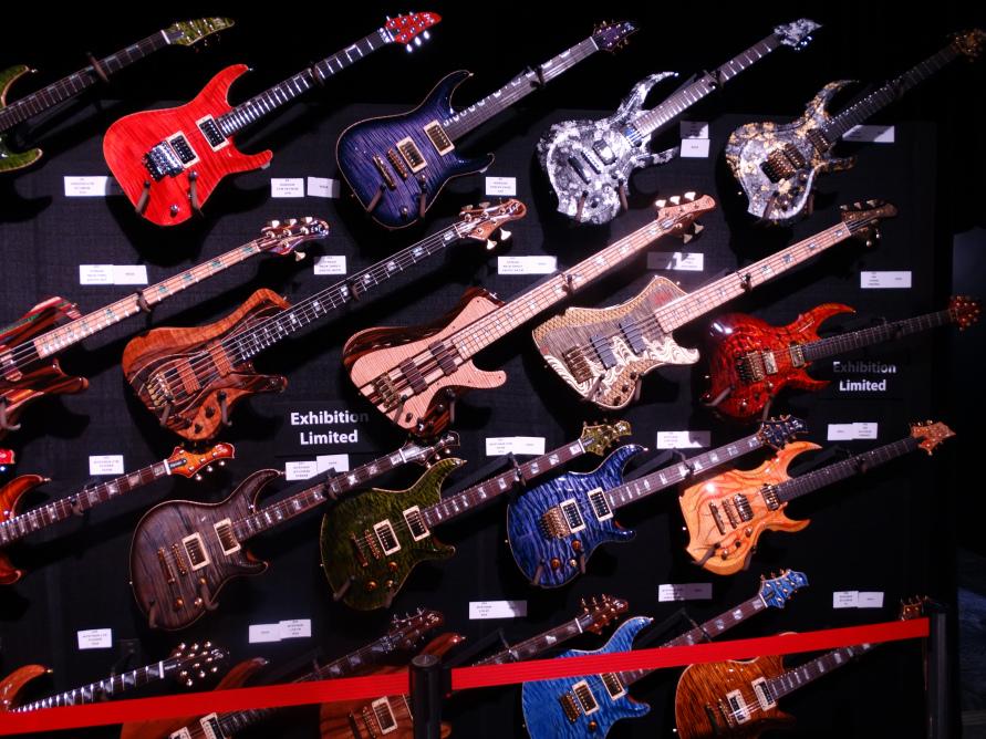 namm 2017 preview metal guitars heavy metal hill. Black Bedroom Furniture Sets. Home Design Ideas