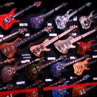 NAMM 2017 PREVIEW:  METAL GUITARS