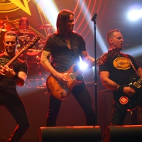 ALTER BRIDGE ANNOUNCE SPRING U.S. HEADLINE DATES WITH IN FLAMES AND METAL CHURCH