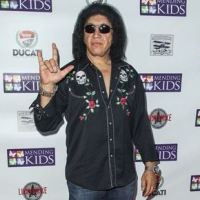 GENE SIMMONS of KISS Donates Items For Auction To Benefit Mending Kids via the Startuch Auction Site
