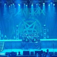 ANTHRAX MARCH 31 2017 ARCADA THEATER ST. CHARLES ILLINOIS