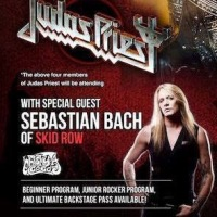 SEBASTIAN BACH to join JUDAS PRIEST Rock and Roll Fantasy Camp