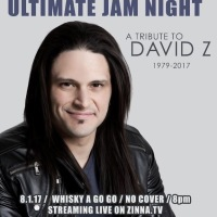 Ultimate Jam Night Tribute To David Z Featuring Dee Snider, Sebastian Bach and many  more.com/2017/07/28/ult…