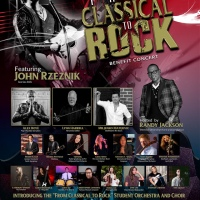 "From Classical To Rock"" Benefit Concert to Feature Current and Former Members of Prong, Steelheart, Megadeth and Thrash Metal Titans The Goo Goo Dolls"