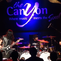 RICHIE KOTZEN VINNIE MOORE GUS G Canyon Club 9/29/2018