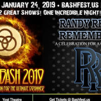 BONZO BASH & RANDY RHOADS REMEMBERED  Thursday, January 24th, 2019 at Yost Theater, Santa Ana, CA BASHFEST 2019