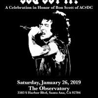 "Thrash Metal Sensation Brian Tichy Announces House Band for All-star Celebration of AC/DC's Bon Scott for ""If You Want Bon, You Got It"" in Santa Ana"