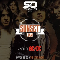 A Night of AC/DC Tonight at The Sunset Jam at The Viper Room Free Admission