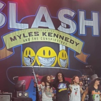 SLASH FEATURING MYLES KENNEDY AND THE CONSPIRATORS 'LIVING THE DREAM TOUR' July 31, 2019