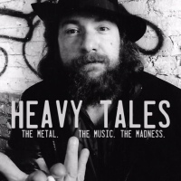 """Heavy Tales: The Metal. The Music. The Madness. As Lived by Jon Zazula"" Music Industry Legend Jon Zazula, a.k.a. Jonny Z, to Release Tell-All Book"