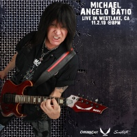 Michael Angelo Batio Guitar Clinic and Performance The Park Oak Park, CA 11/2/2019