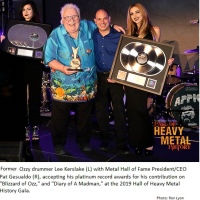 2020 Annual Hall of Heavy Metal History Gala