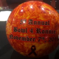 Bowl for Ronnie Pinz Studio City November 2019