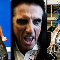 """KANE ROBERTS Announces Director's Cut of """"Beginning of the End,"""" Featuring Alice Cooper and Alissa White-Gluz"""