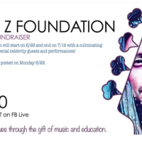 David Z Foundation Show Tuesday night 7/14/20 LIVE