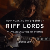 Riff Lords with Primus' Larry LaLonde